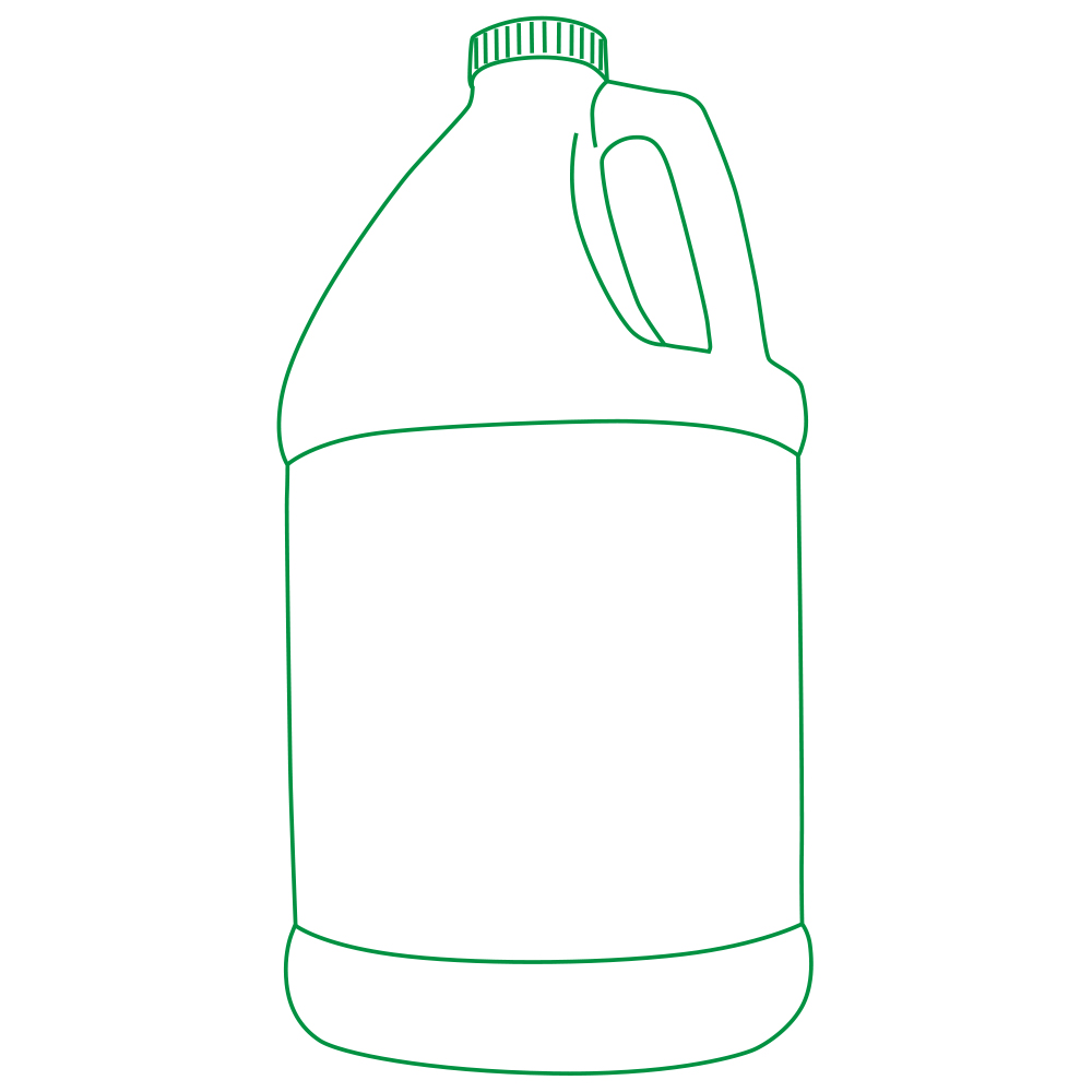 1 gallong PET jug