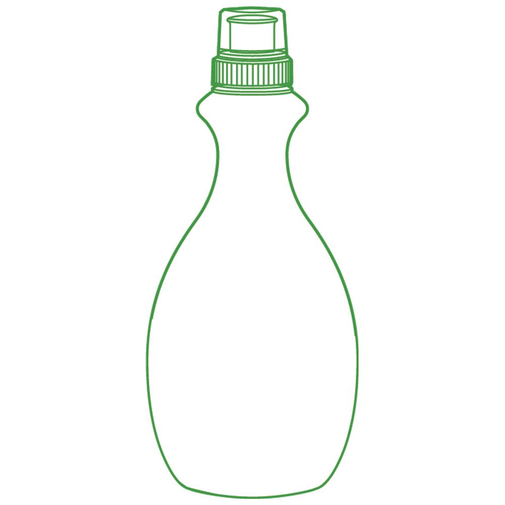 12oz Syrup Bottle