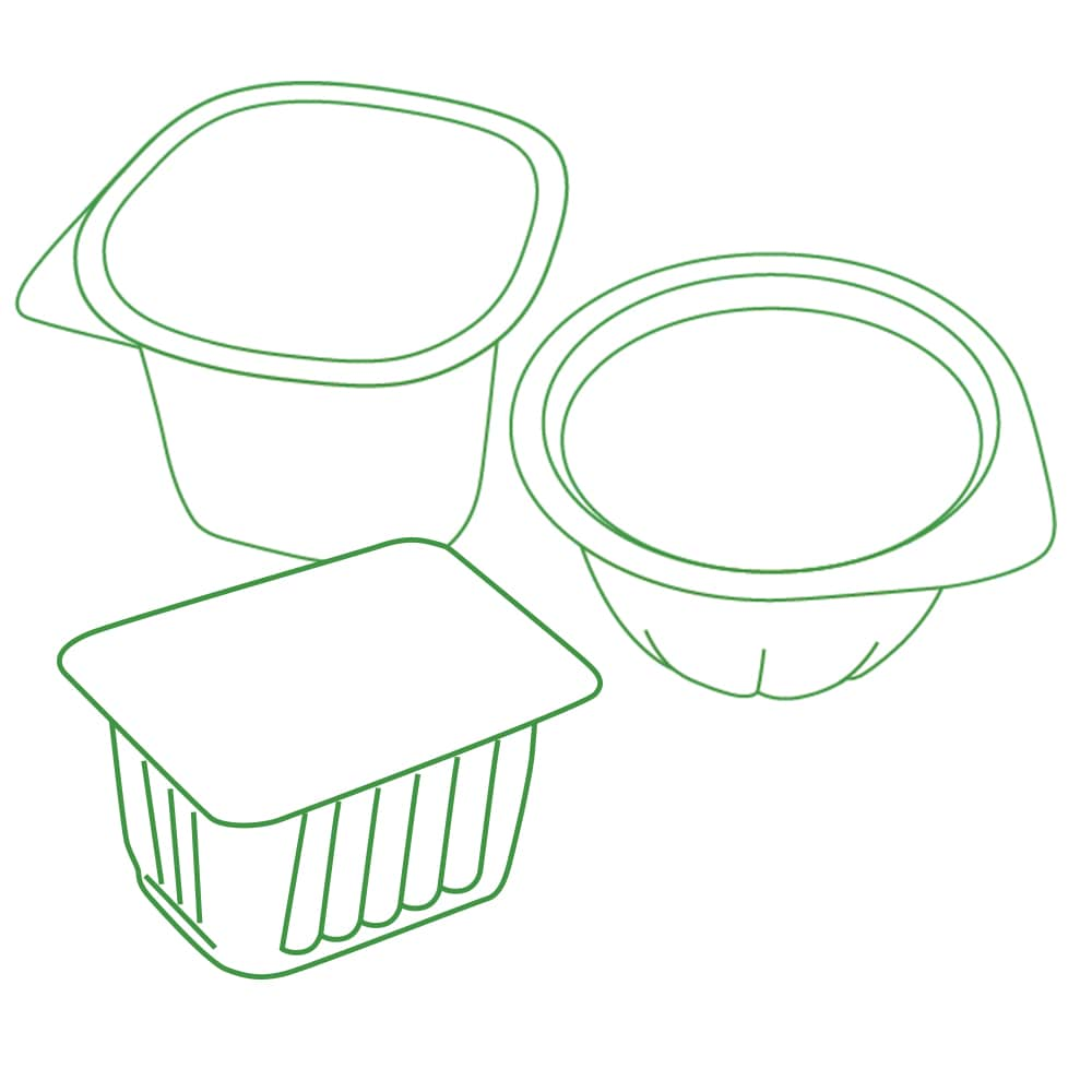 Single Serving Cups